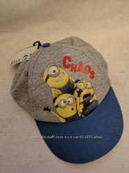 Despicable me minion made классная детские кепки