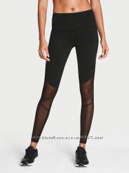 Victorias Secret VSX оригинал черные лосины для занятий спортом S