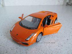 Металлическая машинка Lamborghini Gallardo Kinsmart