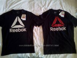 Оригинальные футболки Reebok DH 3757 CW 5368 хлопок 100