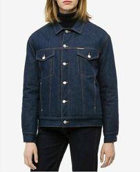 Calvin Klein куртка джинсовая оригинал S M L 44 46 48