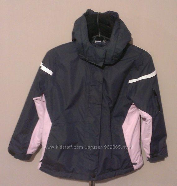 р. 122-128, отличная термо-куртка Alive