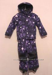 р. 92, H&M термо-кобинезон куртка и штаны