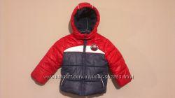 р. 92, теплющая термо-куртка Mothercare, отличная