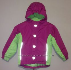 р. 98-104, шикарная термо-куртка, в идеале