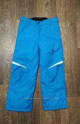 р. 134-140, H&M лыжные термо-штаны в идеале