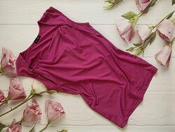 Блуза, яркая блуза, фуксия Laura Scott