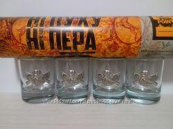 Набор стаканов для виски Ни пуха, ни пера