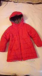 Куртка-пальто 2. 5-4 года