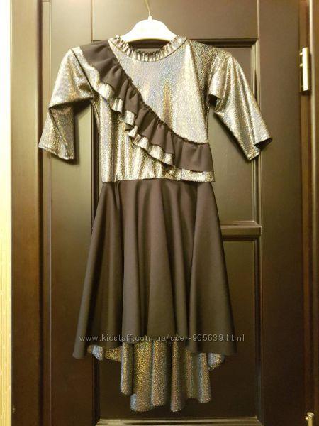 Продам тренировочное бальное платье