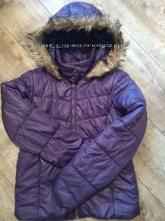 Тёплая Деми куртка. 13-14 лет, рост 158-164 см.