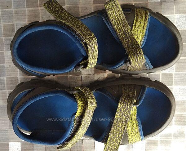 2 пары Босоножки сандалии сандалі на липучке