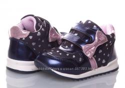 Демисезонные ботинки для девочек С. Луч р. 21 - 26