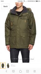 Columbia мужская зимняя очень теплая куртка XL
