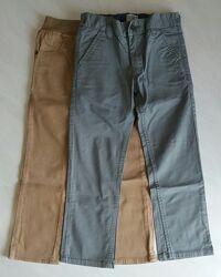 Фирменные летние штанишки  на мальчика  104-110