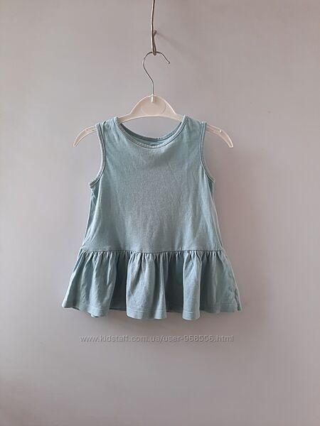 Платье на девочку 6-9мес