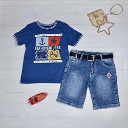 Качественные летние комплекты для мальчиков