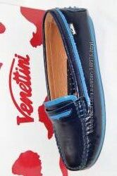 Кожанные мокасины фирма VENETTINI размер 34 по стельке 22 см