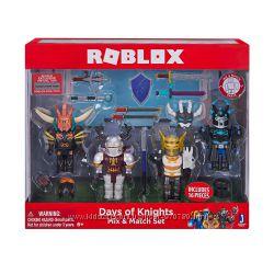 Фигурки роблокс Roblox рыцари beyblade бейблейд майнкрафт lego лего