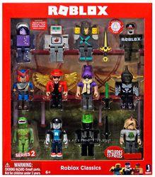 Набор 12 фигурок Роблокс Roblox Classics в наличии