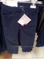 Утеплені брюки lupilu