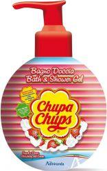 Натуральный детский гель для душа Admiranda Chupa Chups Bath And Shower Gel