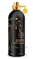 Парфюмированная вода Montale Aqua Gold