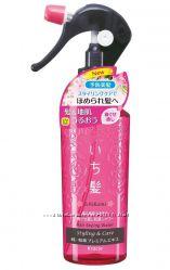 Средства для укладки волос Kanebo Kracie Ichikami - молочко, спрей, вода