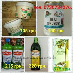 Оливковое масло Monini 1 л  Carapelli