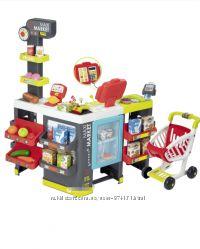 Интерактивный супермаркет Smoby Toys Maxi Market со звуковыми эффектами
