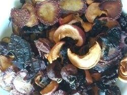 Сушка - Микс из 10 видов сухофруктов. 500 грамм Все ягоды свои, натуральные