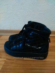 Модные ботиночки на платформе