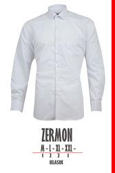 Классические рубашки размеры