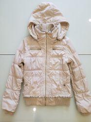 Пуховик куртка Mango оригинал Испания 100 пух Новая коллекция Будьте стиль