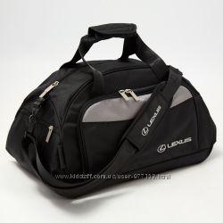Черная дорожная сумка Lexus с гарантией и быстрой доставкой 768e9f762b312