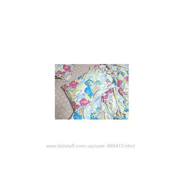 Детское постельное белье с Пони , единорогами