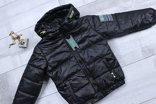 Демисезонная весенняя куртка на стильных ребят