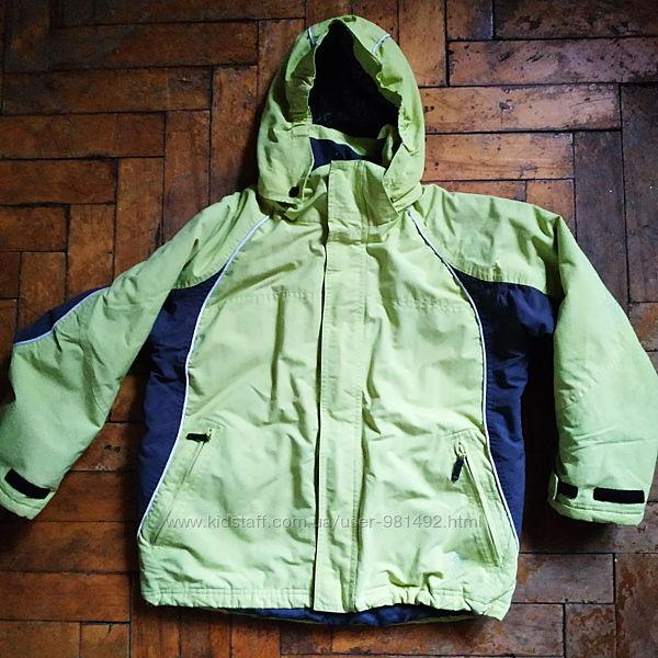 Лыжная куртка xs-exes Германия 140см