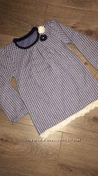 Трикотажное платье туника на 2-3, 5 года состояние новое