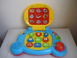 Интерактивный обучающий компьютер для малышей VTech