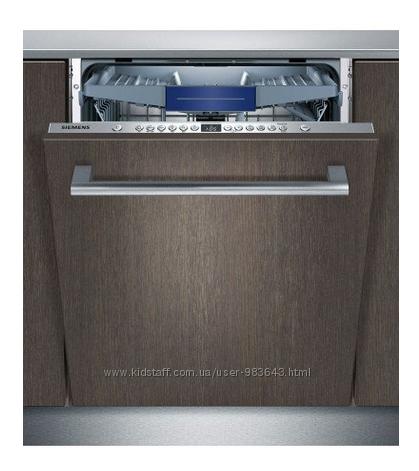 Посудомийна машина вбудована Siemens SN636X01KE