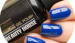 Гель-лак Beauty House Gel Polish и вспомогательные средства Бьюти Хаус.
