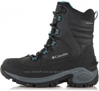 Зимние ботинки columbia bugaboot omni-heat унисекс р. 39