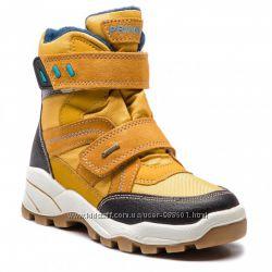 Суперские зимние ботинки primigi puygt 23945 snow boots