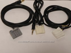 AUX аукс кабель для Toyota Honda MAZDA 2 3 5 6 RX MX 3. 5мм
