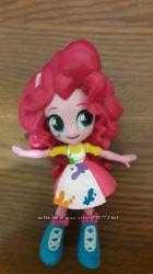 Мини кукла Пинки Пай. My Little Pony Equestria Girls Minis