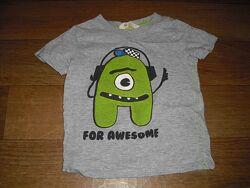 Трикотажные футболки для мальчика р. 92, 98-104, 110-116
