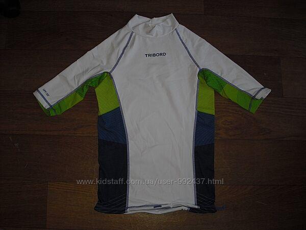 Солнцезащитная футболка для купания Tribord  9-10 лет