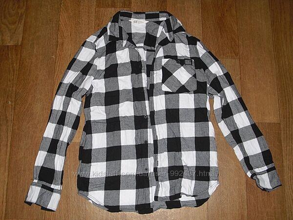 Рубашка H&M р. 158
