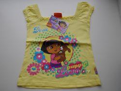 Новые топы, футболки, маечки Kitty, Minnie